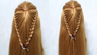 Easy Hair Style for Long Hair || TOP Amazing Hairstyles Tutorials Compilation 2019 || hairtyles 2019