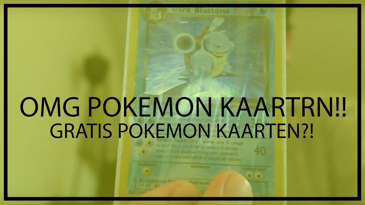Gratis Pokemon Kaarten