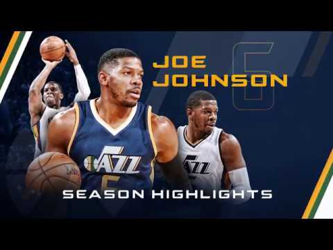 Joe Johnson - Season Highlights