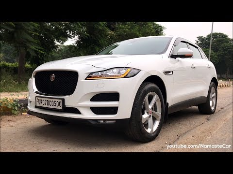 Jaguar F-Pace 20d AWD Prestige 2019 | Real-life review