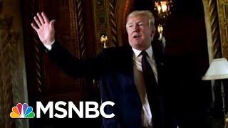 Report: President Donald Trump Tells Donors 'The Democrats Hate Jewish People' | Kasie DC | MSNBC