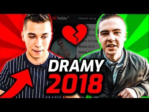 NAJWIĘKSZE DRAMY ROKU 2018! - PODSUMOWANIE! 💑 Lord Kruszwil, Friz. | ZairoxTV
