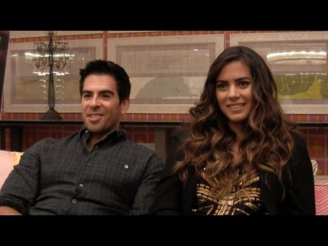 Eli Roth and Lorenza Izzo Talk 'Green Inferno' and the Unprecedented Shooting Conditions
