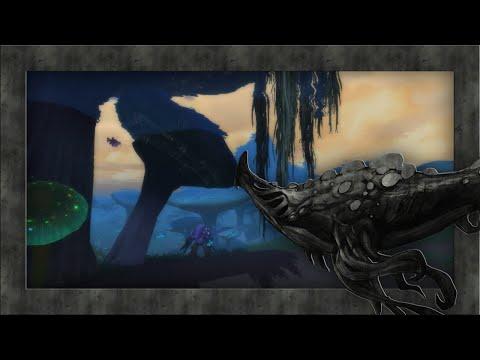 Interactive World of Warcraft: Warlords of Draenor Music: Zangar Sea
