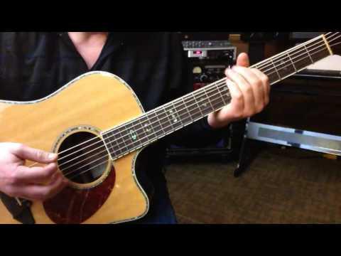 Alternate Tuning EADF#CD - Key G Major