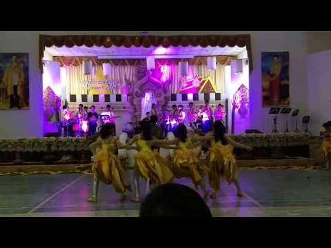 การแข่งขันวงดนตรีลูกทุ่ง งานศิลปะหัตถกรรมครั้งที่ 64 ระดับเขตสพม.36 จ.พะเยา