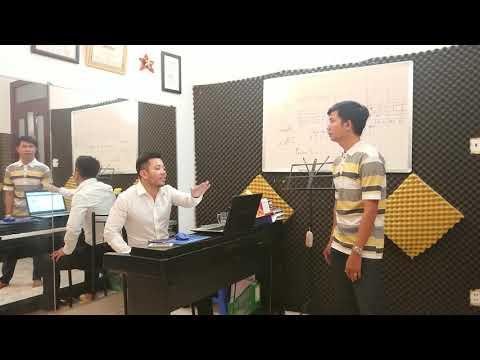hướng dẫn học hát bolero cho người mới bắt đầu học - đường tình đôi ngã