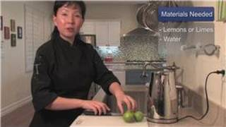 Cookware : How to Clean an Electric Water Kettle