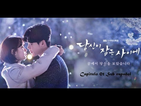 Capitulo 01 Sub Español Mientras Dormias 2017 While You Were Sleeping Español Youtube