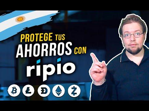 COMO COMPRAR BITCOIN 💰 EN ARGENTINA 2020 💯 │ QUE ES RIIO EXCHENGE 🚀