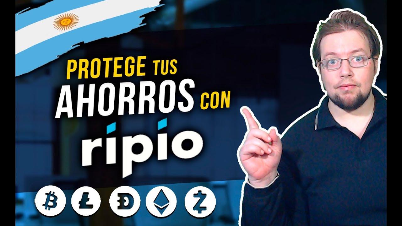 COMO COMPRAR BITCOIN ? EN ARGENTINA 2020 ? │ QUE ES RIIO EXCHENGE ?