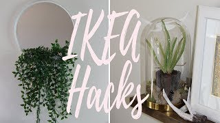 IKEA Hacks 2017 | Easy, 5 Minute DIYs