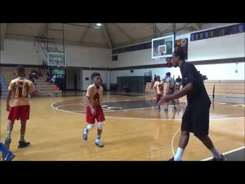 PYBL 2017 Summer League Rising Stars Alexandria vs  Southern MD