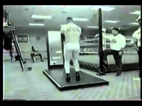 Майк Тайсон тренировки и нокауты.