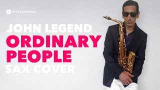 Ordinary People Sax Instrumental