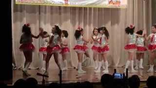 中華基督教會基華小學(九龍塘) 華藝2015 高年級現代舞