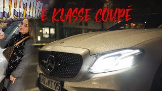 E-KLASSE COUPÉ - SHINE BRIGHT LIKE A DIAMOND