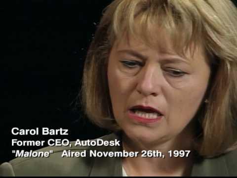 1997 Clip: Carol Bartz on Being a Role Model.