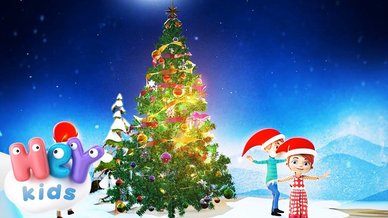 Villancico arbol de navidad infantil