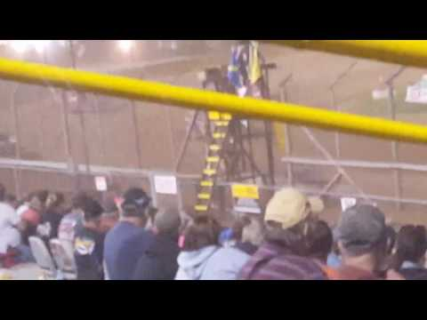 Lernerville speedway big block modified feature 5/19/17