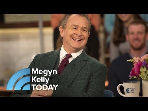Hugh Bonneville On 'Paddington 2' And Possible Downton Abbey Movie | Megyn Kelly TODAY