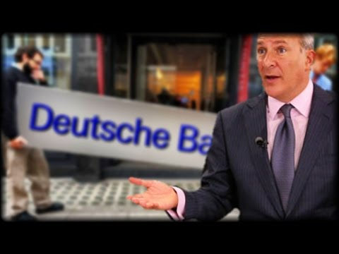 PETER SCHIFF REVEALS THE REAL REASON DEUTSCHE BANK IS FAILING