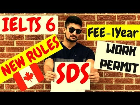 Canada New Rules for Student Visa 2018
