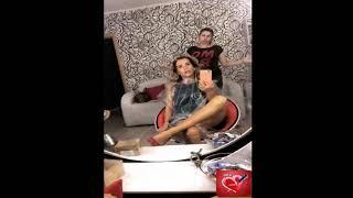 Саша Гозиас прямой эфир 25 08 2018 Дом2 новости 2018