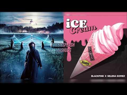 on-my-way-x-ice-cream---alan-walker-feat.-blackpink-&-selena-gomez-(mashup)