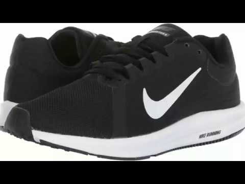 nike-men's-downshifter-7-black/white-running-shoes-(-amazon-)