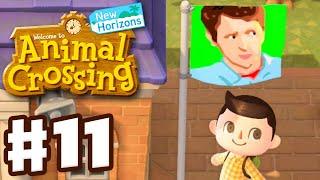 ZackScottGames Tune and Flag! - Animal Crossing: New Horizons - Gameplay Walkthrough Part 11