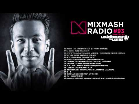 Laidback Luke presents: Mixmash Radio 093 | EDC Mexico