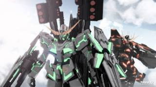 Gundam Unicorn OST 4 Track 06. 6thMob. UNICORN GUNDAM Created with ...