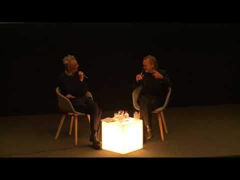 ARTIST TALK Michaël Borremans - Johan Pas@M HKA, 2017
