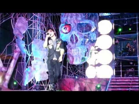 2012 海洋公園哈囉喂 Ocean Park Halloween 末日巨星瘋狂匯 Rock Out Live 2012