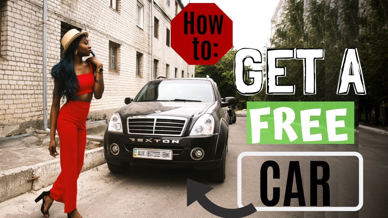 how to get a free car