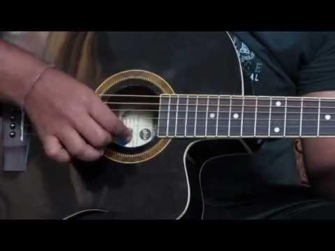 Mera mann kehne laga guitar chords+tutorial