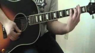 """""""Ask Me Why""""    Beatles guitar cover"""