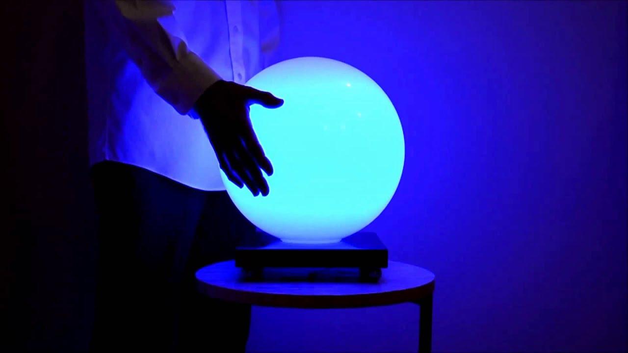 SensoSphere Tutorial - YouTube