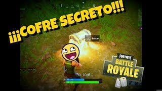SECRET COFRELOCATION!!! -Fortnite Battle Royale