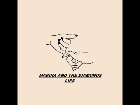 Marina And The Diamonds / Lies (Male Version)