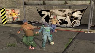 Urban Freestyle Soccer - GameCube Gameplay (720p60fps)