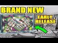 SUPER EARLY PRODUCT!! Tsareena GX Box Opening! How is this even available!?