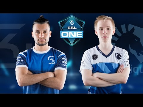 CS:GO - SK vs. Liquid [Train] Map 1 - ESL One Cologne 2016 - Grand Final