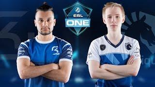 CS:GO - SK vs. Liquid [Train] Map 1 - ESL One Cologne 2016 - Grand Final streaming