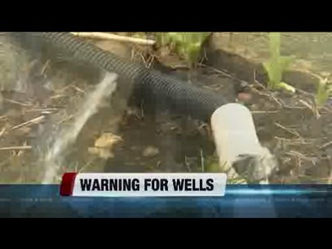 Flooding could lead to contaminated water wells