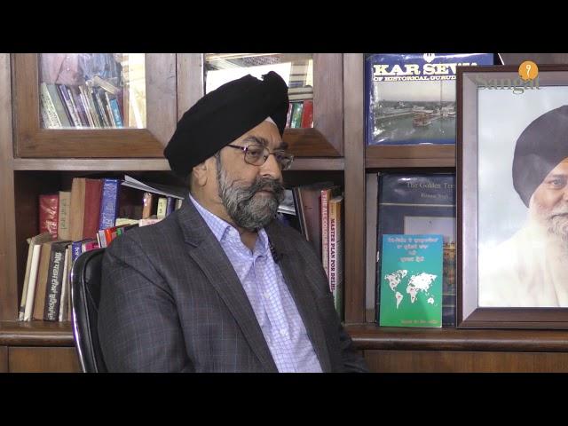Ek Noor -  Interview Khajinder Singh Ji - Sangat TV Show - 17 Feb 2020