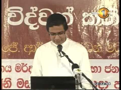 Newsfirst_Dengue is a huge challenge for the Ministry of Health - Lalith Dissanayake