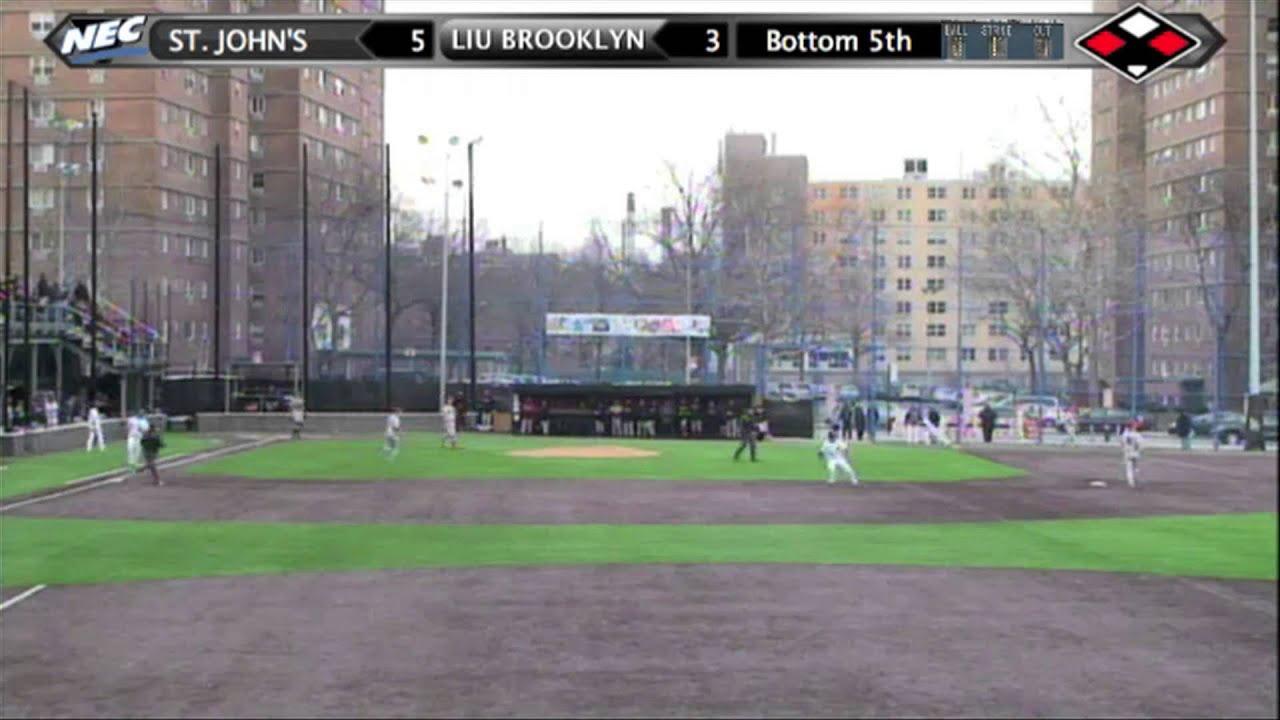 Long Island University Brooklyn Baseball