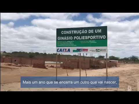 MENSAGEM DE NATAL DO PREFEITO TIAGO VENÂNCIO DE PONTO NOVO